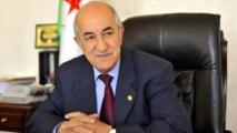 Abdelmadjid Tebboune élu président de l'Algérie
