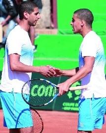 Coupe Davis : L'équipe du Maroc quitte le groupe II de la zone Europe-Afrique