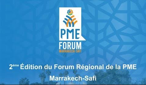 Forum régional de la PME de Marrakech-Safi