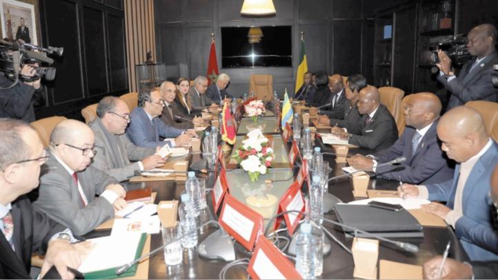 Le président de l'Assemblée nationale du Gabon réitère le soutien de son pays à l'intégrité territoriale du Maroc