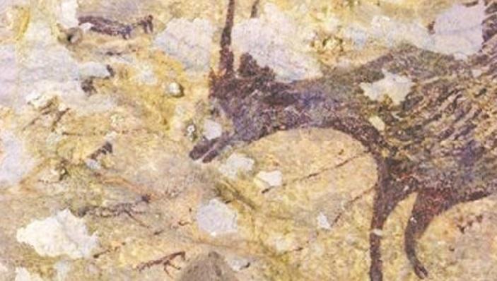 La plus ancienne scène de chasse de l'art préhistorique dénichée en Indonésie