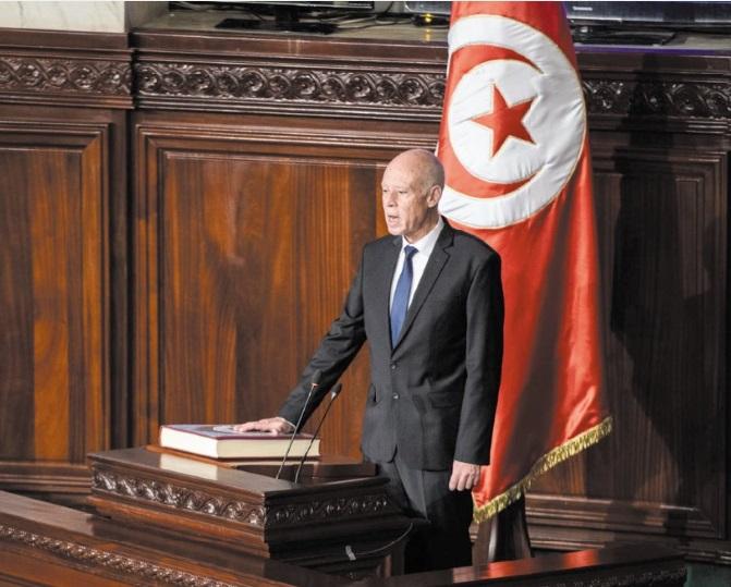 Les promesses du président tunisien