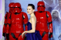 """Le dernier """"Star Wars"""" malmené par la critique aux Etats-Unis"""