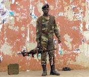 Coup d'Etat en Guinée-Bissau