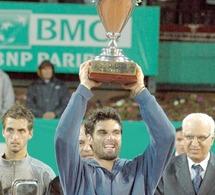 Grand Prix Hassan II de tennis: Pablo Andujar remet le coup de la distinction