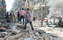 Des ONG tirent la sonnette d'alarme à propos de l' aide humanitaire en Syrie