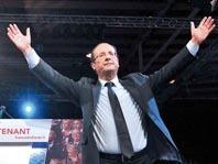 A quelques jours du scrutin, Hollande engrange les soutiens en France et en Europe