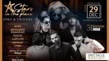L'artiste, Mohamed Ramadan et Maitre Gims à Marrakech pour la 3ème édition de Stars in The Place