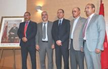 Signature d' un protocole d'accord entre le ministère de l'Intérieur, la FDT, la CDT, l'UGTM et l'ODT