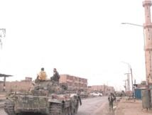 Cinq combattants pro-iraniens tués dans des raids dans l'est de la Syrie