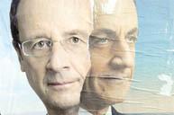 Présidentielle française: Un premier tour serré, le candidat socialiste favori au final