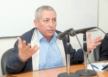 Abdelhadi Khairat à l'ISJC de Casablanca