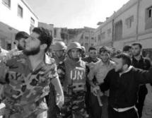 Une mission à haut risque : L'ONU vote l'envoi de 300 observateurs en Syrie