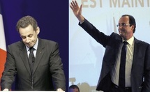 Un second tour le 6 mai : En quête des voix du FN et du Centre