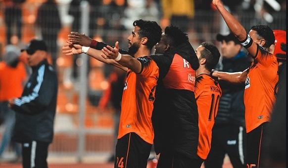 Coupe de la CAF : La RSB cartonne, le HUSA assure