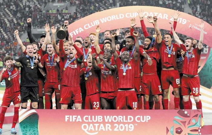 Spécial fin d'année : Liverpool chasse le signe indien