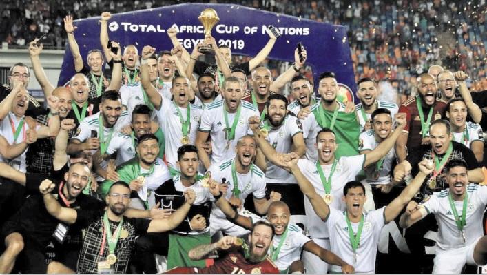 Spécial fin d'année : La CAN, parenthèse enchantée pour l'Algérie