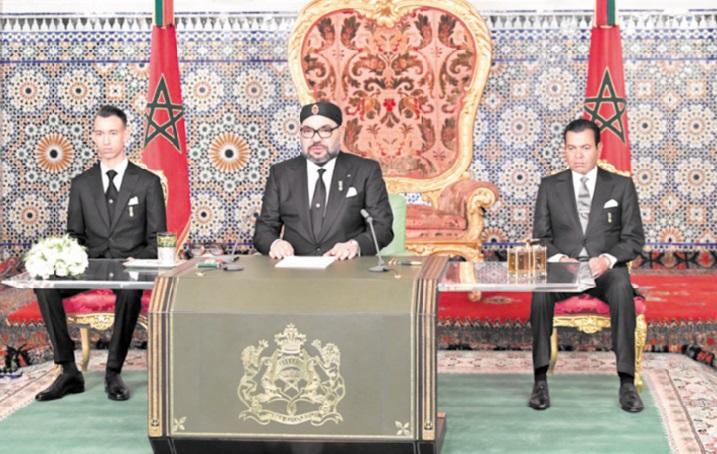 Spécial fin d'année : S.M le Roi : L'initiative d'autonomie constitue la seule voie possible pour un règlement au Sahara