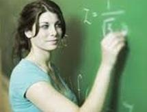 Même les profs pensent que les filles sont nulles en maths
