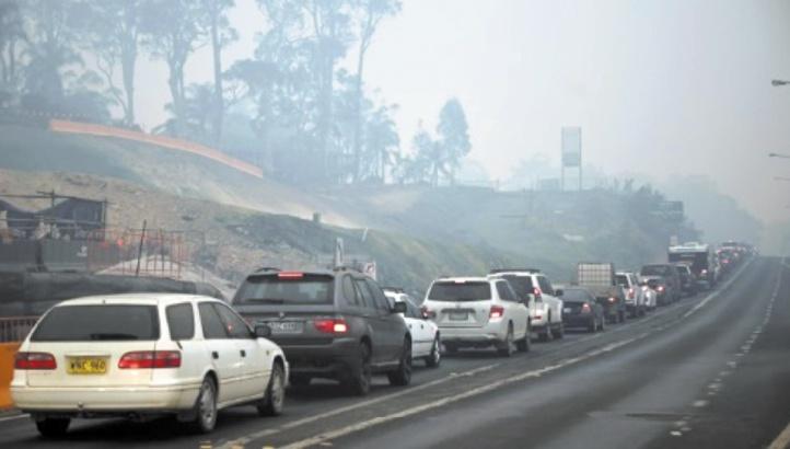 Des villes entières évacuées avant un nouveau pic de chaleur en Australie