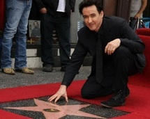 John Cusack a son étoile à Hollywood