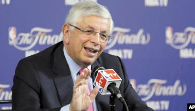 La NBA en deuil après le décès de son ancien patron David Stern