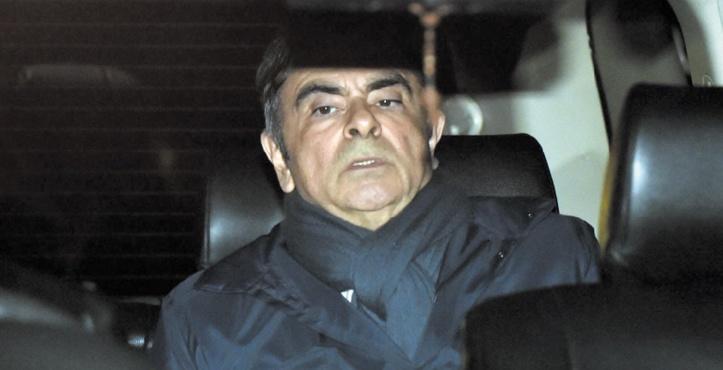 """Pour la compagnie MNG, des jets privés ont été utilisés """"illégalement"""" pour la fuite de Ghosn"""