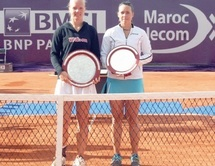 Grand Prix Lalla Meryem de tennis : Victoire de la Néerlandaise Kiki Bertens