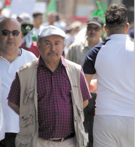 Incarcéré, l'état de santé du  vice-président de la Ligue algérienne des droits de l'Homme se dégrade
