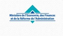 Le ministère de l'Economie, des Finances et de la Réforme de l'administration se dote d'un nouveau portail Internet