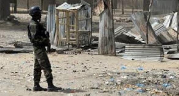 Au moins neuf morts dans une explosion à la frontière Nigeria-Cameroun
