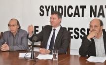 """Younès Moujahid lors de la présentation du rapport annuel du SNPM : """"La presse marocaine est souffrante"""""""