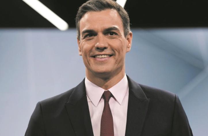Pedro Sanchez, un joueur tenace prêt à prendre des risques
