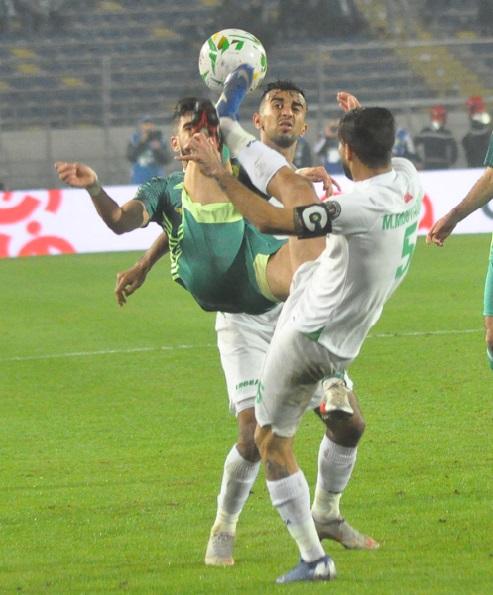 Le Raja vise la victoire à Tizi Ouzou