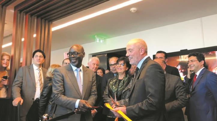 Orange pilote ses activités en Afrique et au Moyen-Orient à partir du continent africain
