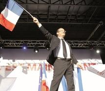 Présidentielle française : Hollande toujours donné vainqueur dans les sondages