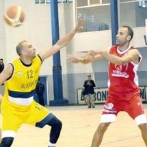 Troisième journée du play-off de basketball : MAS-ASS et CRA-RSB à l'affiche