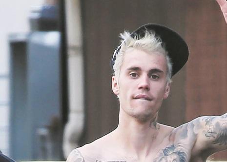 Justin Bieber est de retour