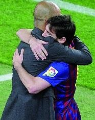 Liga : Les adieux de Guardiola et le 50ème but de Messi