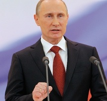 Investiture du président russe : Poutine a pris ses fonctions au Kremlin sur fond de protestations