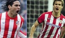 """Finale de l'Europa League : Falcao et Llorente: le """"Tigre"""" et le """"Roi Lion"""" ont les crocs"""