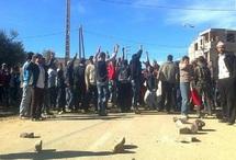 Le gouvernement Benkirane persiste et signe :La bourgade d'Aguelmouss assiégée et réprimée