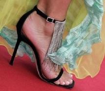 Un petit pas pour les talons aiguilles, un grand bond pour les prothèses ?