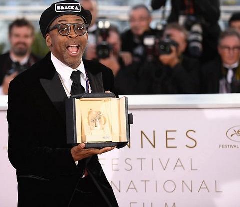 Spike Lee : Quand on m'a appelé pour devenir président du jury, j'étais à la fois heureux, surpris et fier