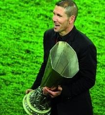 """Simeone: """"Fier de mes joueurs"""""""