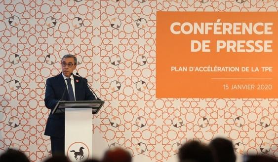 La BCP dévoile son plan d'accélération de la TPE