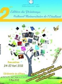 Clôture de la 2ème édition du Printemps culturel de l'étudiant : Aziz Mouhoub à l'honneur