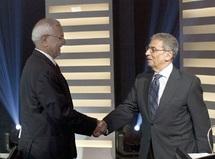 Retransmis sur des chaînes privées : Débat historique entre candidats à la présidentielle égyptienne