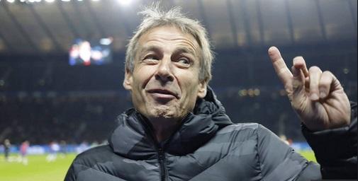 Insolite : Klinsmann épinglé