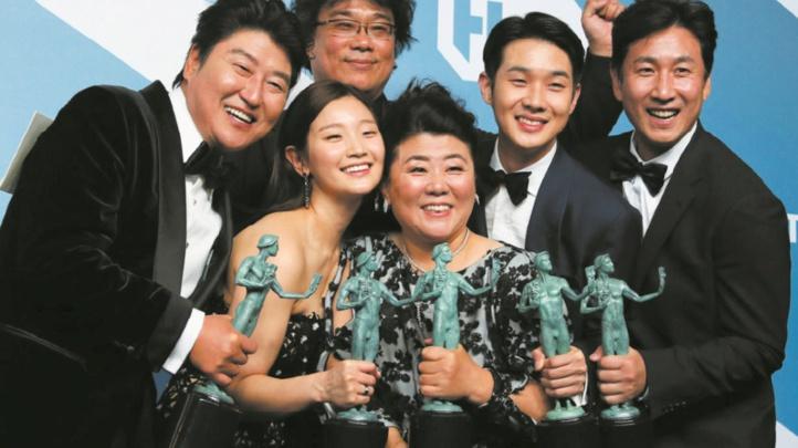 Parasite remporte les SAG Awards, avant les Oscars